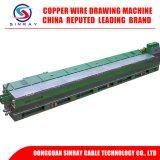 Rbd la máquina para el dibujo de la varilla de cobre