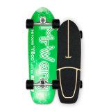 Fabriek Direct Sale Hout Maple u-vormig dek Anti-Slip Sand op maat Maple Multilayer Wood Street Skateboard