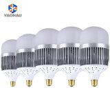 Haute puissance 30W 50W 80W 100W 150W Ampoule LED E40 E27 Lampe led 220V LED haute luminosité pour l'ingénieur de l'entrepôt Square