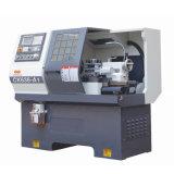 Precision Cama plana horizontal económica rodando Torno CNC (CK6136/400 da Máquina)