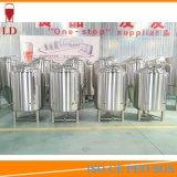 300L Micro Comercial equipamento de fabricação de cerveja Ale fermentador depósito de fermentação cónica