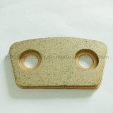 Botão de embreagem de latão sinterizado de qualidade superior