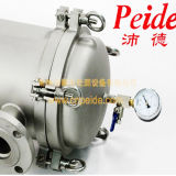 Alta macchina del filtrante di acqua di Raki della birra di precisione di filtrazione
