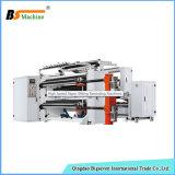 Papier à grande vitesse fendant la machine de rebobinage