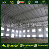 Construcción ligera del almacén de la estructura de acero
