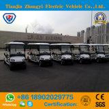 O Ce do tipo de Zhongyi aprovou o carro de golfe de 8 assentos