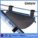 Neuer komprimierender Fahrrad-Fahrrad-Beutel-Vorderseite-Sattel-Rahmen-Beutel im Freien