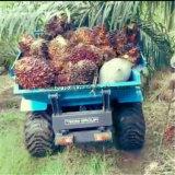 Entraîneur agricole d'entraîneur de ferme avec l'engine de Yanmar d'écran