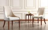 Oriente francés antiguos tapizados en tela de silla de comedor