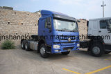 Sinotruk HOWO 6X4 420camion tracteur zz4257HP V3249W Hot Sale