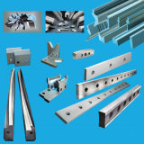 فولاذ ملا يشقّ سكّين لأنّ مقطع شقّ آلة
