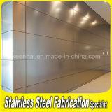 L'intérieur Revêtement mural en acier inoxydable
