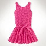 Service OEM Dernière conception à la mode vestimentaire filles monobloc