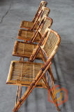 최신 판매 대나무 접히는 등나무 결혼식 의자