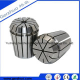Resorte estándar de alta precisión de accesorio de máquinas herramienta CNC Er25 Collar