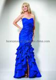 2012 Nouvelle arrivée à la main chaude Fleur Parti de la prom robes Lmo015