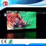 Animación al aire libre / Cine / imagen de visualización del panel de la pantalla LED RGB SMD LED Display Panel P6 LED Módulo de pantalla