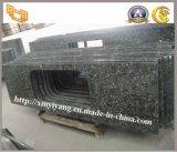 Zilveren Countertops van het Graniet van de Parel Countertop van de Steen