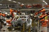 Cadeia de fabricação automática do carro da energia nova