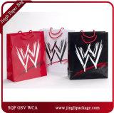 밝은 색깔 Kraft 종이 선물 부대, 종이 봉지, 서류상 선물 부대, 서류상 쇼핑 백