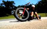 48V 500W eléctrica Drift Trike