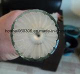 Borosilicato 3.3 Perfil de tubo de vidrio, varilla de vidrio