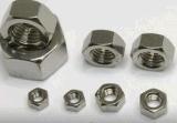 La Chine les écrous hexagonaux de vente chaude mince, appelé DIN934