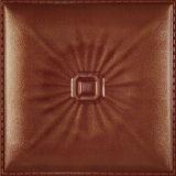 панель стены 1011-1 PU 3D кожаный для самомоднейшего нутряного украшения