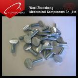 Parafuso de polegar galvanizado em aço inoxidável ASME