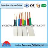 Изолированный PVC силовой кабель кабеля/BVV