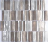 Het Mozaïek van het aluminium voor de Decoratie van de Keuken