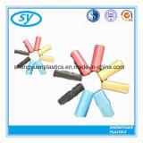 LDPE/HDPEのロールのプラスチック多色刷りのごみ袋