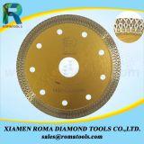 Тип тонкое диаманта x Romatools лезвий Turbo супер