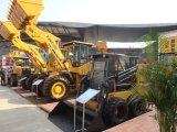 Yineng cargador de la retroexcavadora de 2.5 toneladas con Cummins Engine