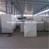 Réservoir d'eau non polluant FRP Cisterna d'eau FRP pour traitement de l'eau