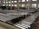 La norme chinoise galvanisé à chaud en acier de forme octogonale poteau électrique