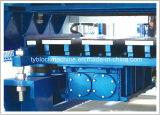 Máquina de fabricação de blocos oco