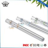 D1 310mAh 0.5ml 유리제 세라믹 분무기 처분할 수 있는 기름 Vape 펜