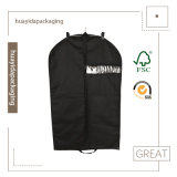 sacchetto non tessuto ambientale del coperchio/indumento del vestito del Mens dei sacchetti del coperchio del vestito