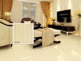 Linea Polished colore delle mattonelle di pavimento della porcellana dell'ente mezzo di colore giallo della pietra