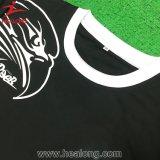 승화한 도매 공백 t-셔츠가 Healong에 의하여 뜨개질을 했다