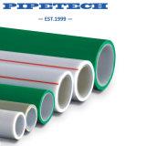 Tubulação quente dos materiais de construção Pn16 Pn20 PPR