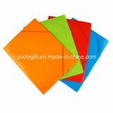 Fermeture élastique imprimé papier A4 Dossier de fichiers
