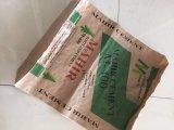 Мешок клапана бумаги Kraft, PP сплетенный мешок цемента