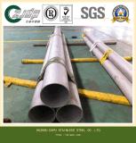 Tubo del acero inoxidable de AISI 316