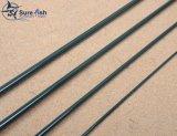 Пробел рыболовной удочки мухы света действия оптового графита Im12 быстрый