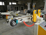 電気Shaftlessの原紙掛けの波形のカートン機械