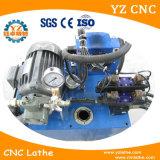 Torno de torreta do CNC das ferramentas da estação Ck6432 quatro