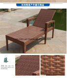 Base 2017 di Sun del rattan della mobilia della piscina dell'hotel (T511)