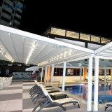 China Gazebo retrátil de alta qualidade para a piscina